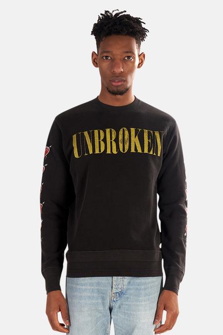 Shuttle Notes The Need Sweatshirt Sweater - Black