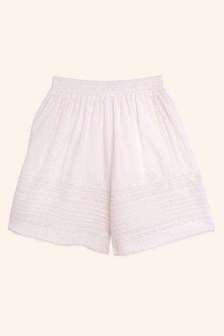 Meadows Caspia Shorts - White
