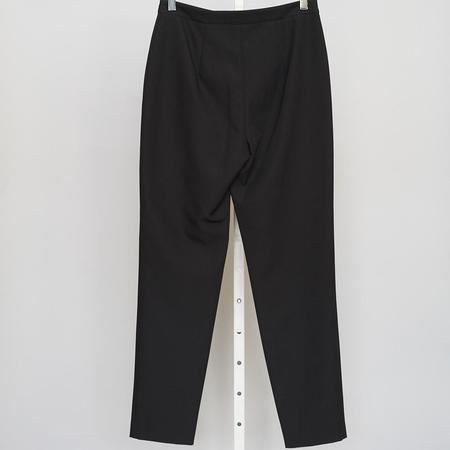 Milly Highwaist Skinny Pant - Black
