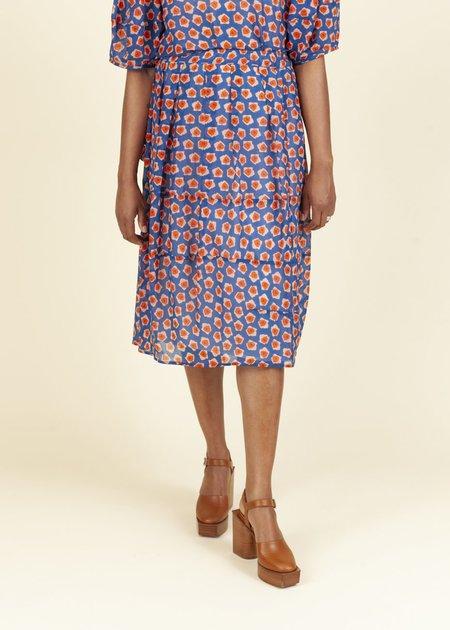 Echappees Belles Idole Floral Skirt