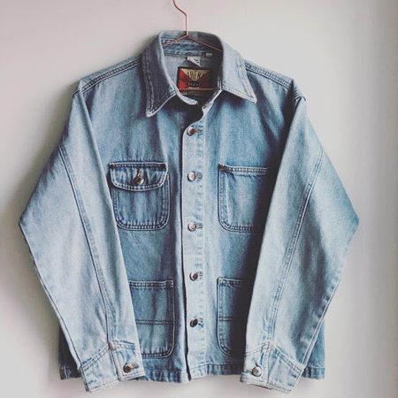 Vintage Denim Western Jacket