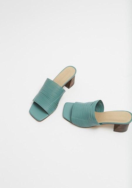 Mari Giudicelli Gisele Sandal - Mare Blue