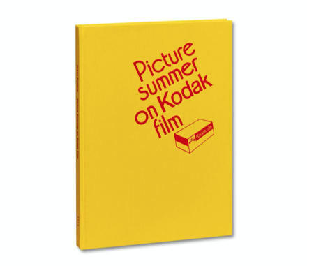 "Mack Books ""Picture Summer on Kodak Film"" by Jason Fulford Signed Book"