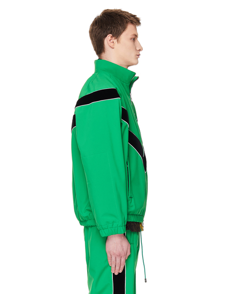 JUST DON Celtics Jacket - Green