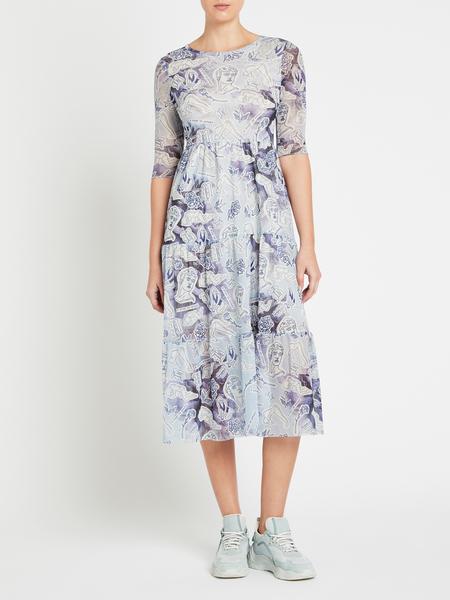 Baum und Pferdgarten Jones Dress - Lilac Rose Tattoo