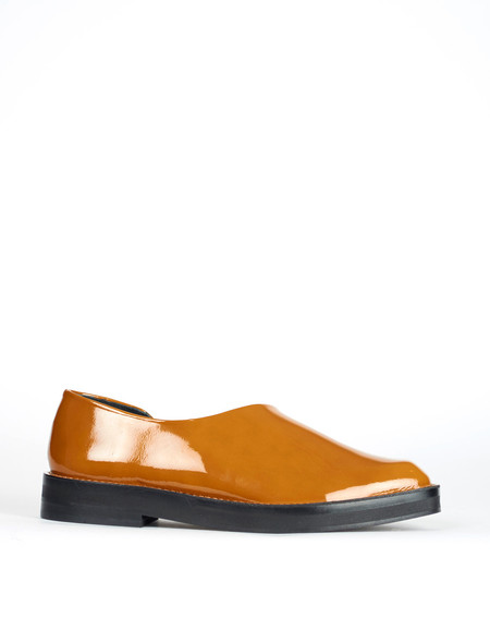Miista Jessica Cut-Out Oxford Ochre