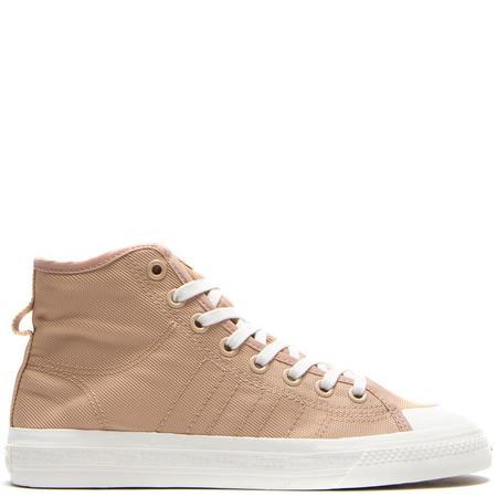 adidas Originals Nizza Hi RF Sneaker - St Pale Nude