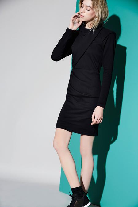 Eve Gravel 'Gravity' dress
