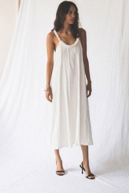 Belize Tamara Dress - Ivory