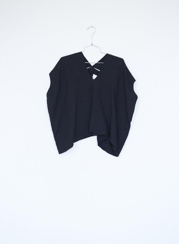 Black Celeste Top
