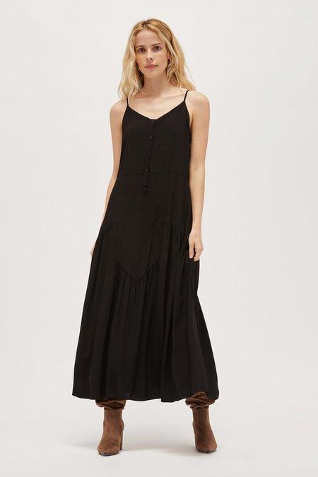 Lacausa Citrine Dress - Tar
