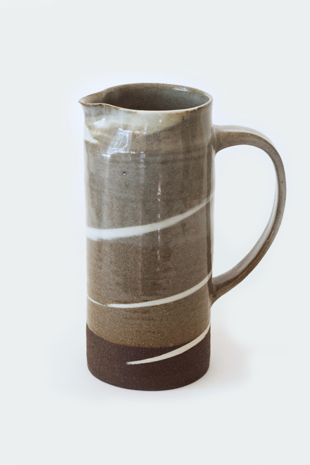 Sue Kang Mixed Clay Pitcher