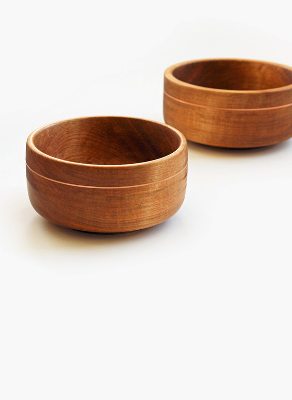 Love Lynsey Small Maple Bowl