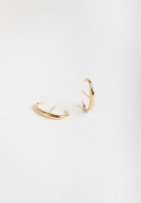 Jane Eppstein Adorn Earrings - Gold