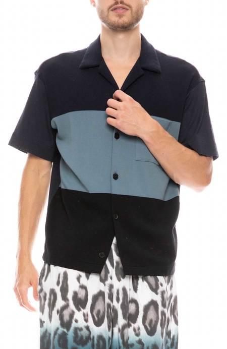 Roberto Collina Contrast Shirt