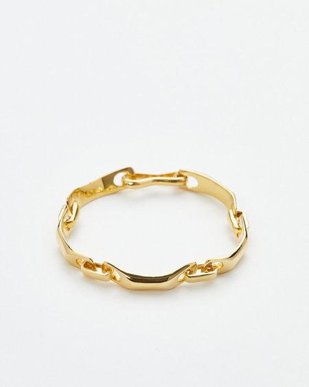Unisex Luz Ortiz Bar Link Bracelet
