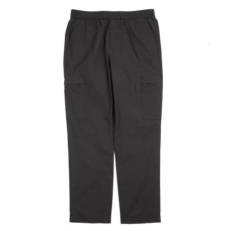 Norse Projects Luther Straight Packable Pant - Black