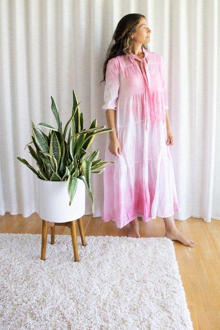 Honorine Long Giselle Dress - Taffy Tie-Dye