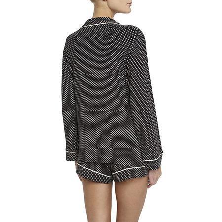 Eberjey Gisele Long Sleeve PJ Set - Foulard/Bellini