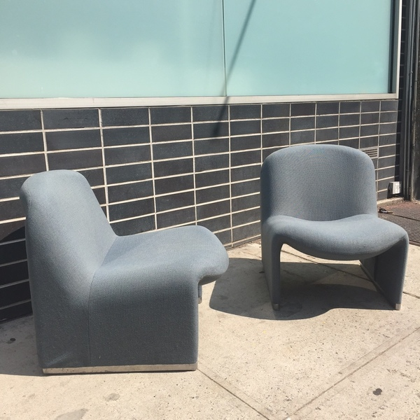 Giancarlo Piretti 'Alky' Chairs c.1970