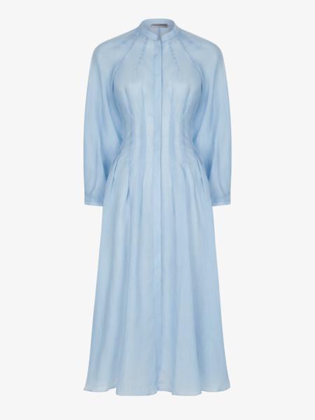 Three Graces Valeraine Dress - Sky Blue
