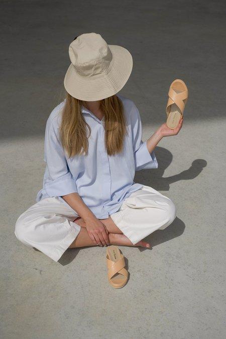 Anne Thomas Misha heels - Nappa Sorbetto
