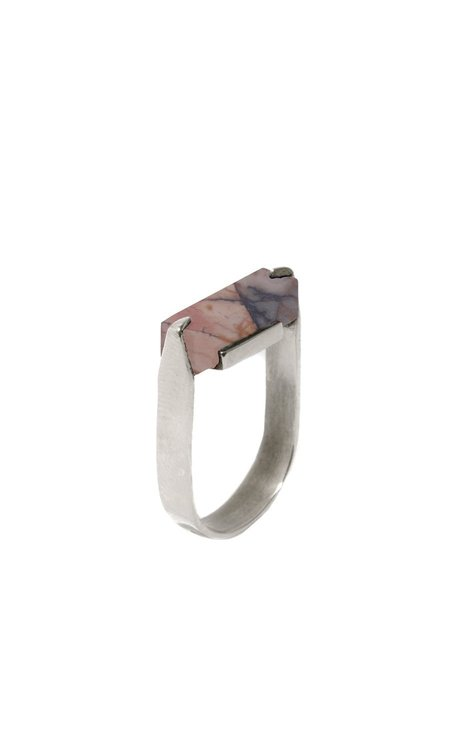 Faeber Studio Naed Ring - Sterling Silver