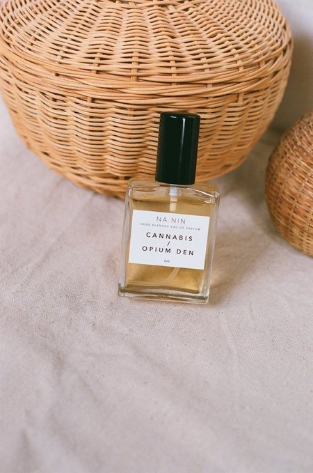 NA NIN Eau De Perfume - Cannabis / Opium Den