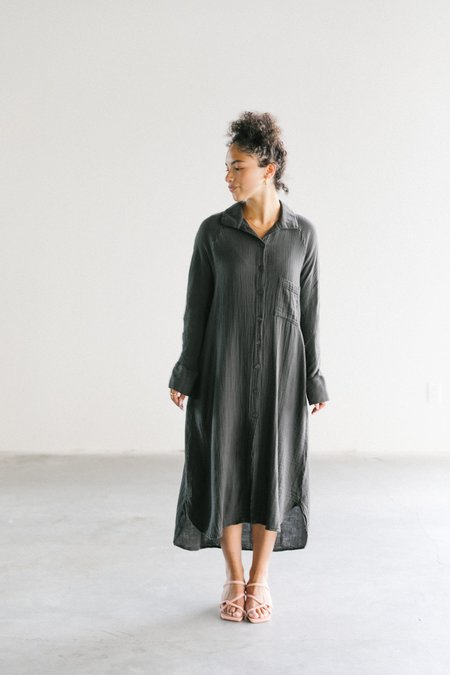 Filosofia Allison Button Down Dress
