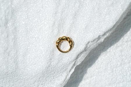 Unisex Luiny Interlaced Ring