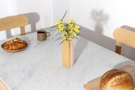 Dean Toepfer Versa vase - Pink/Melon