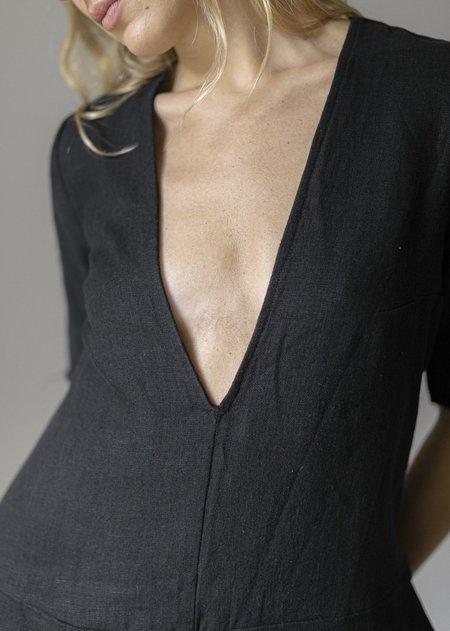 Zii Ropa June Jumpsuit - Black