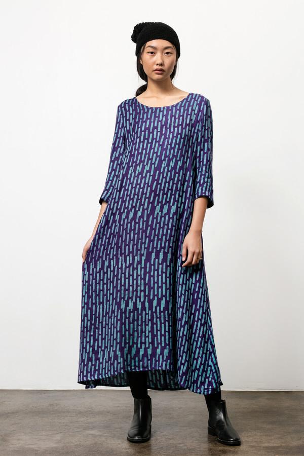 Osei-Duro Nima Dress in Esmeralda