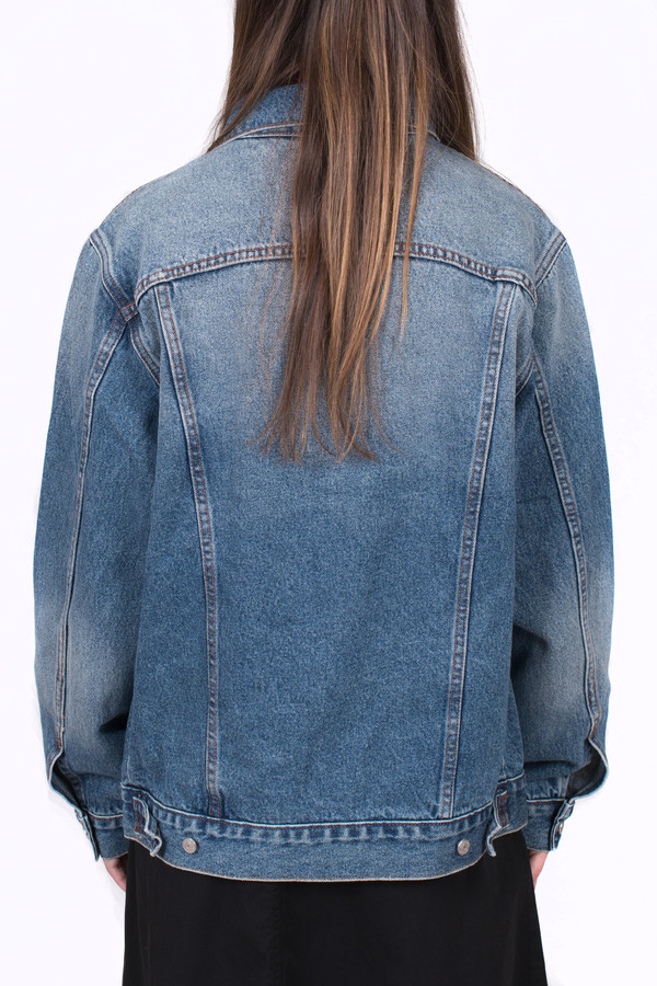 Earnest Sewn Cecil Oversized Denim Jacket