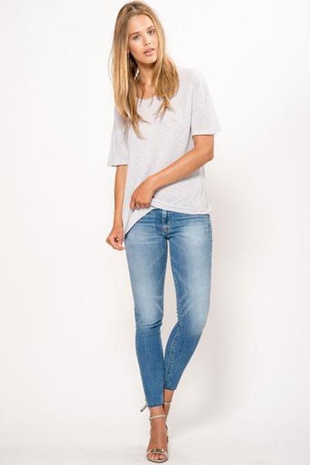 Hudson Jeans Krista Crop Jeans