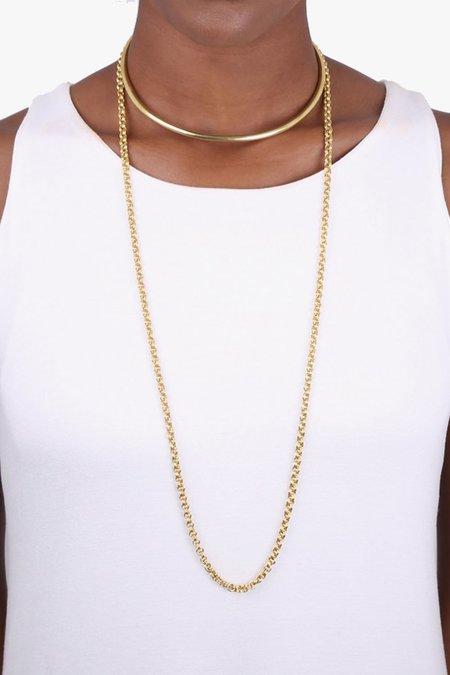 SOKO Luxe Chain Choker - Gold