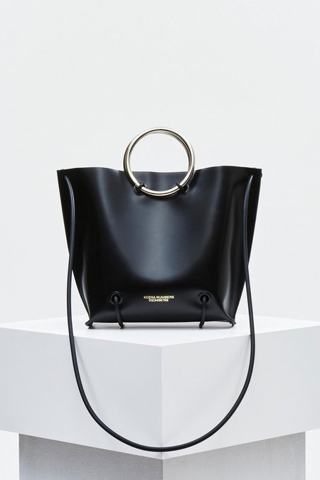 Kozha Numbers The Kin Bag - Black