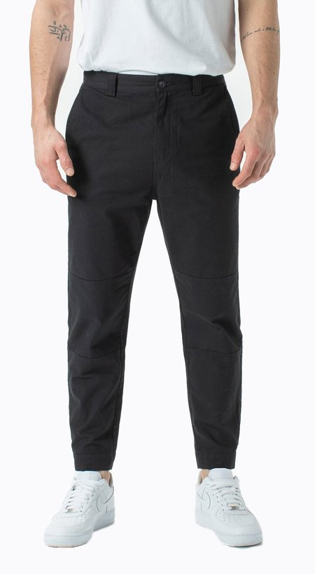 Zanerobe Jumpa Work Pant - Black