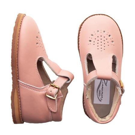 Kids Zimmerman Shoes Baby Greta T Strap Shoes - Pink