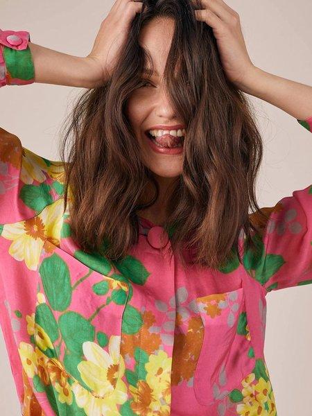 Bailey & Buetow Colette Shirt - Fuchsia