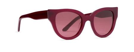 Unisex Carla Colour Barton Sunglasses - Viola