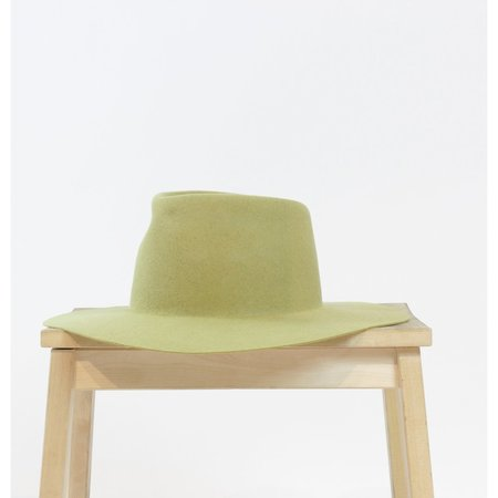 Reinhard Plank Small Nana Hat - Mostarda