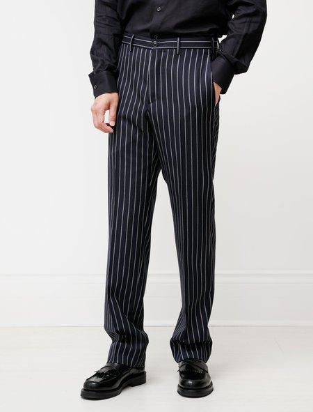 Cobra SC Classics Trousers - Black/Chalk Stripe