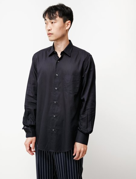 Cobra SC Model 1 Shirt - Black Jacquard Stripe