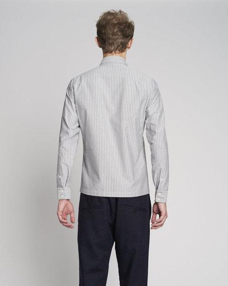 Delikatessen Strong Shirt - Grey Stripe