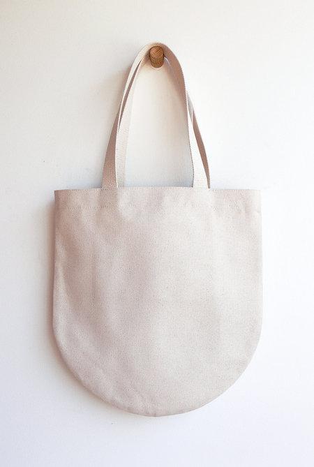Sara Barner Natural Canvas Thompson Bag - PRE-ORDER