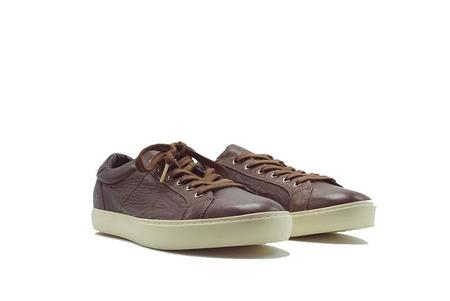 PANTOFOLA D'ORO Del Bello Low Nappa Sneaker - Bianca