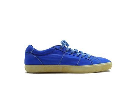 Pantofola D'Oro Del Bello Low Nappa Sneaker - Bluette