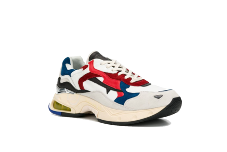 Premiata Sharky Sneaker - Blue/Red