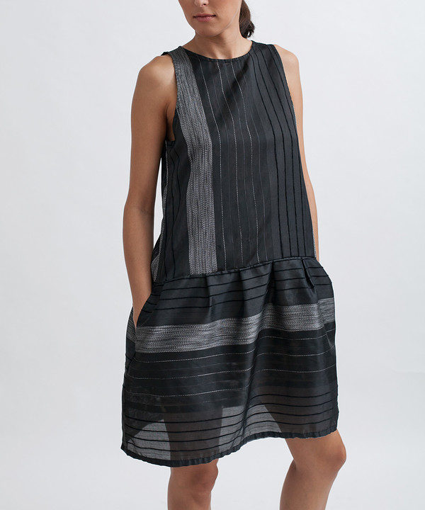 Ace & Jig Party Frock in Shadow